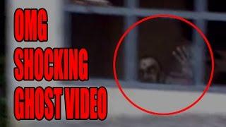 OMG! SHOCKING GHOST FOOTAGE | Ghost or zombie? Dangerous Creature Caught on Camera | SCARY VIDEOS