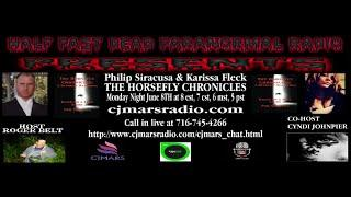 Half Past Dead Paranormal Radio The Horsefly Chronicals