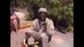Big Rastaman burnt his house Down - John Rastafari Vanagan