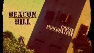 URBAN EXPLORATION - Abandoned Beacon Hill Fort in Harwich, Essex