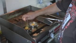 Food Trucks & Anthony Bourdain No Reservations- Austin, TX