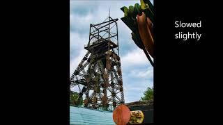 ASTLEY GREEN COLLIERY EVP HAUNTED SITE 16TH SEPTEMBER VIDEO 2  WORSLEY PARANORMAL GROUP