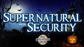Supernatural Security | Ghost Stories, Paranormal, Supernatural, Hauntings, Horror