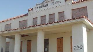 The Historical San Juan Hotel - - Is It Really Haunted?