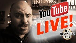 Real Ghost Stories Online LIVE Q&A!