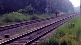 Copy Of Scary Videos | Real Ghost Sighting At Railway Cross Caught On Tape