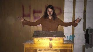 EXTREMELY SCARY HIGH HILL CHURCH SPIRIT BOX WALKER COUNTY ALABAMA