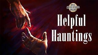 Helpful Haunting | Ghost Stories, Paranormal, Supernatural, Hauntings, Horror