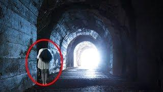 Undeniable Ghost Caught On Camera From An Abandoned House!!