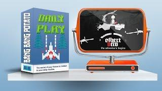 "Daily Play - Albert And Otto Episode 2 ""Spikes And Robots"" (PC Lets Play)"