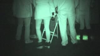 Explosion Museum ghost hunt - 14th November 2015 - Table Tilting