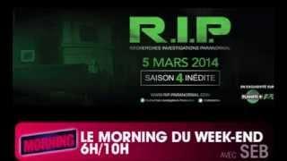 Recherches Investigations Paranormal Generations 88.2 le morning du week-end Seb