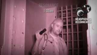 Old Licking County Jail: Paranormal Activity in the First Floor Cellblock: 07.22.14