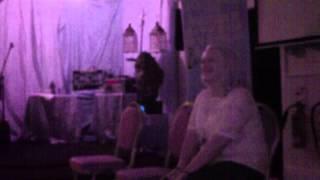 Mike Boyd Spiritual Medium Live at Ashville Football Club Part 1
