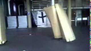 Very Funny Box Men Fight