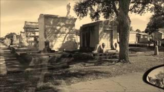 Haunted New Orleans! ''Lake Lawn Cemetery'' (Epic Ghost Box Session!) Pt.2