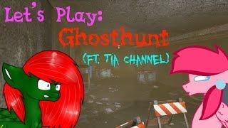DON'T LET IT TOUCH ME! | Ghosthunt (Ft. Tia Channel)