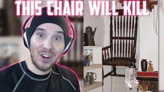 THIS CHAIR WILL KILL! - Reacting to 5 Most Haunted & Cursed Items in The World