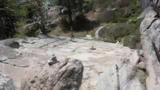 "Lake Margaret California - Part 6 ""One Of The Largest Slabs Of Granite Ever"""