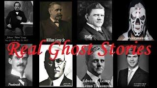 Real Ghost Stories The Haunted Lemp Mansion St Louis Beer