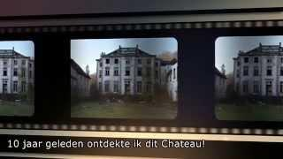 Spook Chateau Profondeville-The Ghosthunter