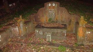 Ghosts of Bukit Brown Cemetery