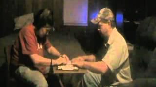 Paranormal ouija board live footage