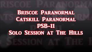PSB-11 At Hills Country Inn Dining Room Session