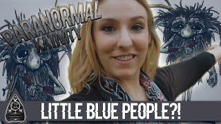 Little Blue People?!