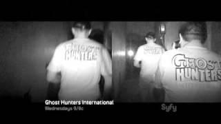 "Ghost Hunters International  -- ""Demons of Nicaragua"" Sneak Peek Clip"