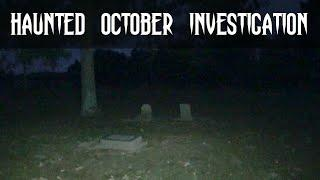 INVESTIGATION TO BEGIN HAUNTED OCTOBER!