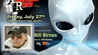 Paranormal Review Radio - Hauntings & UFO's with Bill Birnes