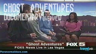 GHOST ADVENTURES: DOCUMENTARY (overview)