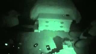 Canton Home Investigation Shadow Person Caught on Film!