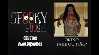 Objetos Amaldiçoados - Boneca Okiko