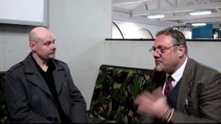 Steve Mera talks to Robert Young / Phenomena Project