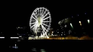 liverpool Big Wheel, time lapse