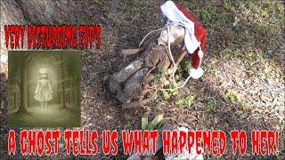 "HAUNTED WELL KNOWN CEMETERY ""WE MAY HAVE SOME ANSWERS NOW""!!"