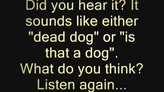 Yorktown Memorial Hospital EVP Dead Dog