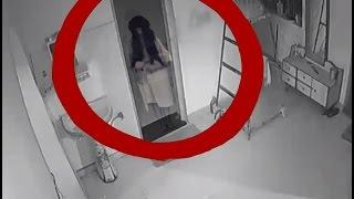 Scary Haunted House Spirit Online Footage On CCTV | Haunted House Ghost Caught