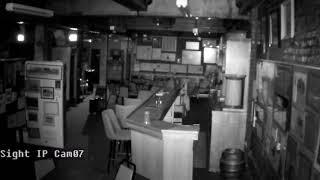 Infrasonic sound generator test video at a haunted location in illinois