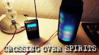 Crossing Over Spirits.. Amazing Spirit Box Session