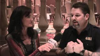 Lissa Coffey interviews Ghost Hunter Britt Griffith