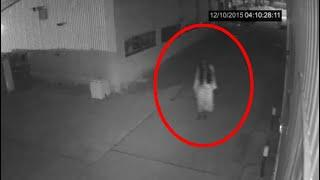 White Shadow Caught On CCTV Caught On Camera!! Ghost Videos 2018