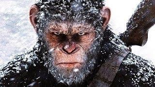 War for the Planet of the Apes-OfficiaL-Trailer-Teaser 2017