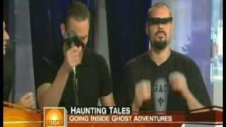 Ghost adventures Today Show