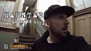 (VLOG 1/29/17) CHECKING INTO THE HAUNTED SILVERQUEEN HOTEL , VIRGINIA CITY NEVADA