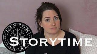 Storytime | SPÖKET STRÖP MIG