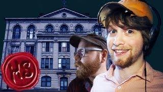 Haunted Theater EVP Session (Haunting Season - Paranormal Investigation 02)