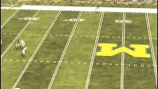 NCAA 2012 Ohio State Buckeyes Vs Michigan State Wolverines (Full Game)